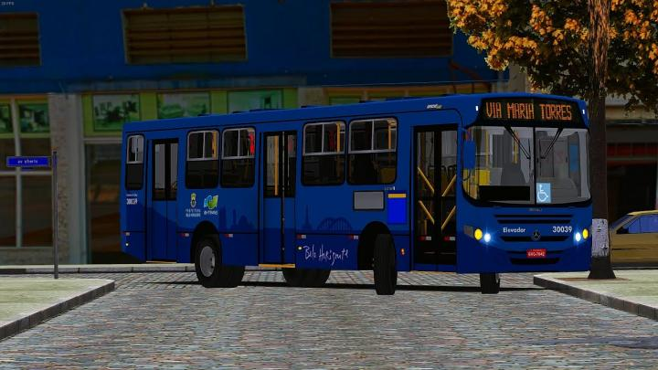 CAIO Apache S22 Mercedes-Benz OF-1722M|OMSI 2