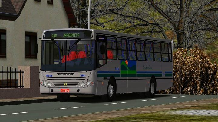 #LANÇAMENTODASEMANA Busscar Urbanuss Scania F94HB|OMSI 2