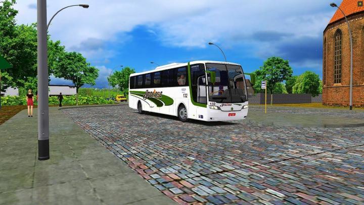 Viação Graciosa|Busscar Vissta Buss LO VOLVO B9R|OMSI 2