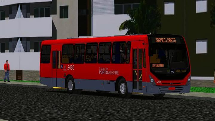 2486 Viva Sul|Neobus New Mega padrao Viamao|OMSI 2