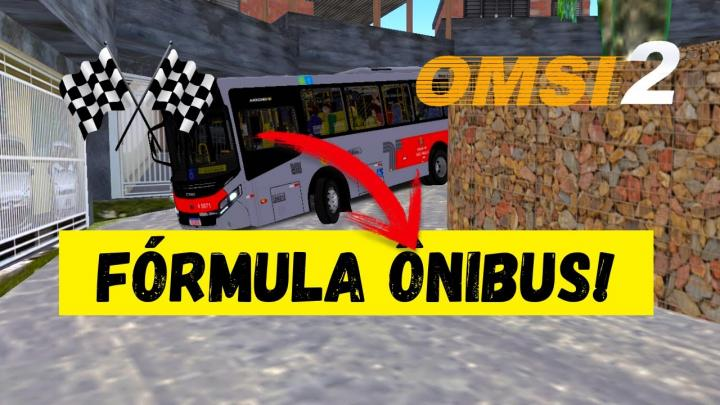 OMSI 2 – GP DE FÓRMULA ÔNIBUS! – CAIO APACHE VIP IV VW 15-190 OD – MAPA MINAS VALE URBANO V2