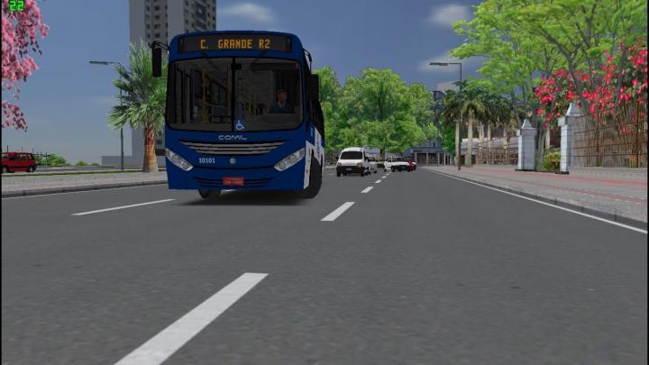 OMSI 2 | Mapa Salvador Norte – Linha 0711 Campo Grande R2 | Integra CSN