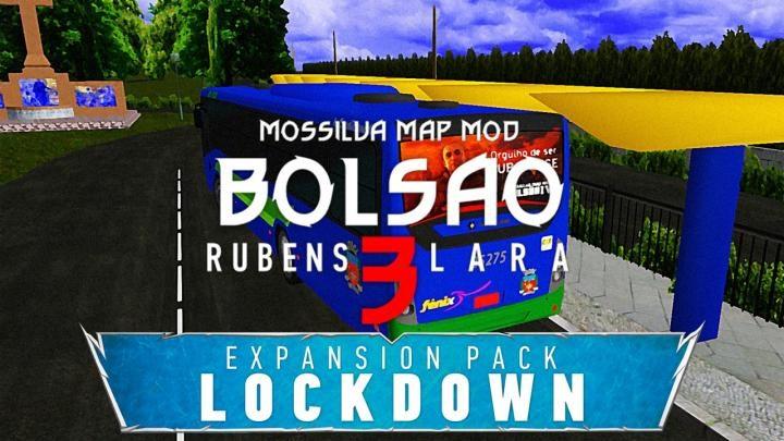 Mapa Bolsão 3 DLC Lockdown