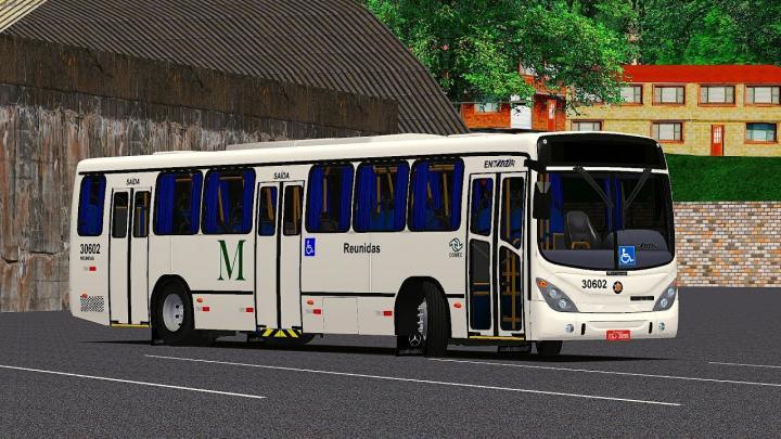 30602 Reunidas Transportes Coletivos Marcopolo Gran Viale Viale O-500R OMSI 2