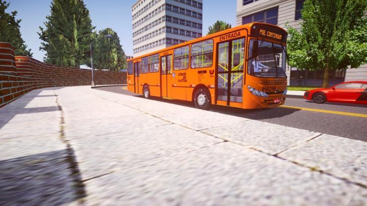 [Proton Bus Simulator] Lançamento do Caio apache vip 2 MB 1722M euro 3