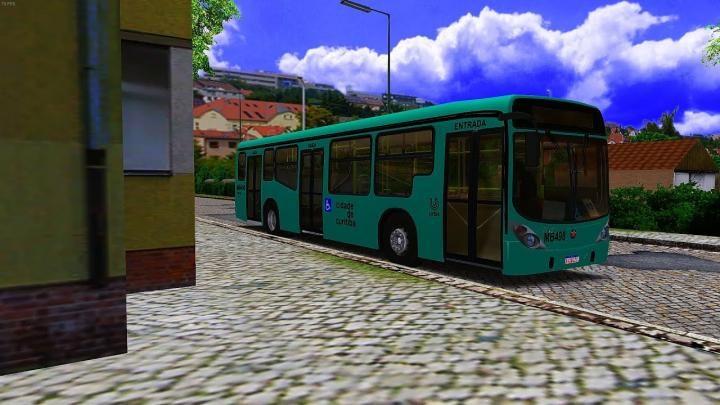 LANÇAMENTO MB498 Auto Viação Mercês|Marcopolo Gran Viale Volvo B7RLE|OMSI 2