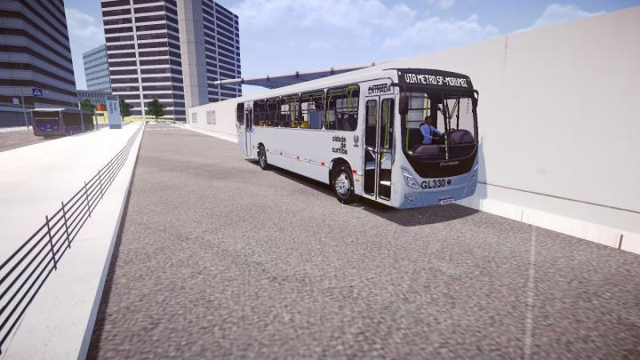 Marcopolo Torino 2014 Mercedes-Benz O-500M BlueTec 5 Proton Bus Simulator