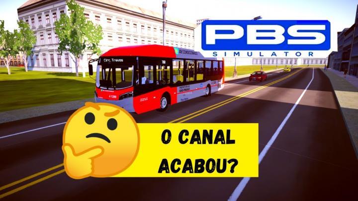 PROTON BUS SIMULATOR – O CANAL VAI ACABAR? ENTENDA NESTE VÍDEO!