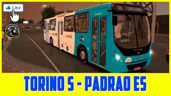 LANÇAMENTO MARCOPOLO TORINO S PADRÃO TRANSCOL/ES