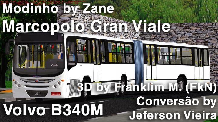 Marcopolo Gran Viale B340M – modinho v1.2