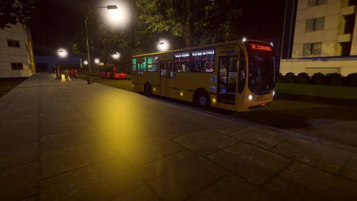 32002 – Expresso São Bento Busscar Urbanuss Pluss Mercedes-Benz OF-1722M Proton Bus Simulator
