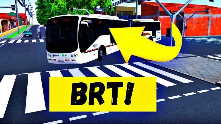 OMSI 2 – BRT COLOMBIANO EM MINAS VALE! – BUSSCAR URBANUSS PLUSS SCANIA K-310IA