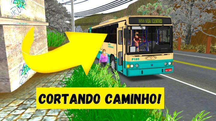 OMSI 2 – CORTEI CAMINHO NO FINAL DA LINHA! – MARCOPOLO TORINO GV EXECUTIVO SCANIA L-113CL