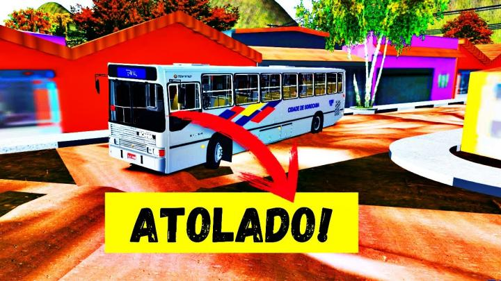 OMSI 2 – NOSSO ÔNIBUS ATOLOU NA LAMA! – LANÇAMENTO MARCOPOLO TORINO LN SCANIA K-112CL BY AGUIAL