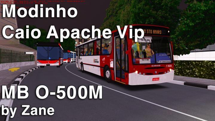 [Modinho by Zane] Caio Apache Vip MB O500M