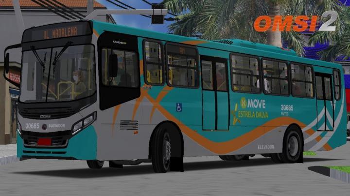 Caio Apache VIP IV BRT Volks 17.230 OD Euro V I OMSI 2 #94
