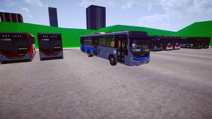 Marcopolo New Torino Plus VW 17.260 ODS padrão SP (fase2) – Proton Bus Simulator