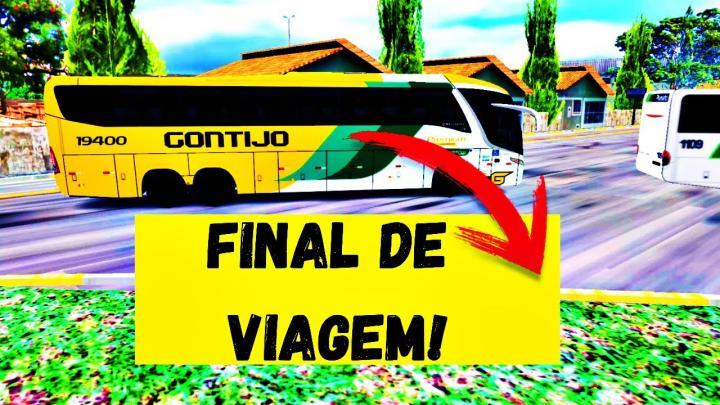 OMSI 2 – FINAL DE VIAGEM! – MARCOPOLO G7 1200 SCANIA K-400IB BY EDSON V12 – MAPA SP BRASIL