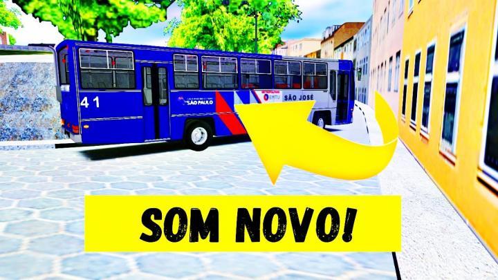 OMSI 2 – GAMEPLAY + TESTE DE SOM! – CAIO VITÓRIA MBB OF-1318 – SÃO JOSÉ DE TRANSPORTES 41