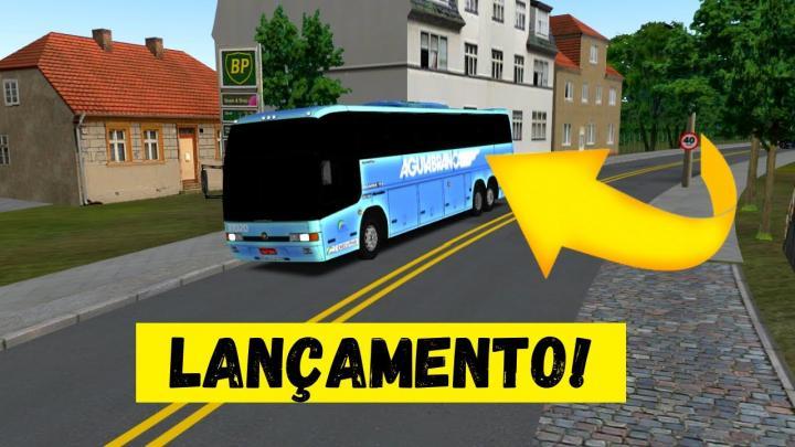 OMSI 2 – LANÇAMENTO! – MARCOPOLO GV1150 SCANIA K-113TL – MAPA TRANSCOL FREE