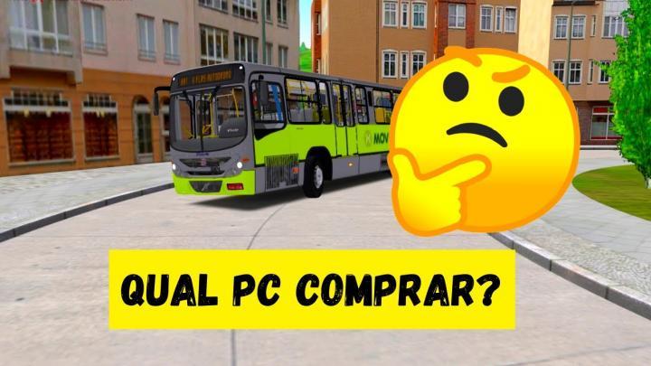 QUAL PC OU NOTEBOOK GAMER COMPRAR PARA RODAR O OMSI 2? DESCUBRA NESTE VÍDEO!