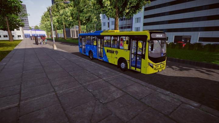 344 Imperial Transporte e Locação|CAIO Apache Vip V Volkswagen 17.260 OD Euro V|Proton Bus Simulator