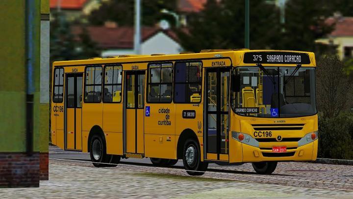 CC196 Auto Viação Santo Antônio | CAIO Apache S22 Mercedes-Benz OF-1722M [OMSI 2]