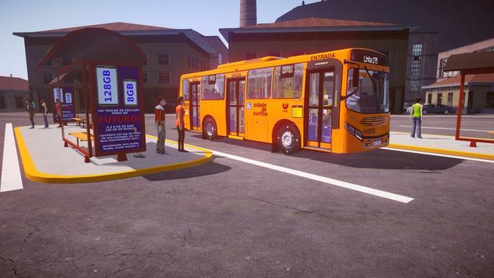 HI859 Auto Viação Redentor | CAIO Apache Vip IV Mercedes-Benz OF-1519 BlueTec 5|Proton Bus Simulator
