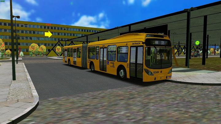 KC699 Viação Tamandaré | Marcopolo Gran Viale Volvo B9S BY Luh Bus [OMSI 2]