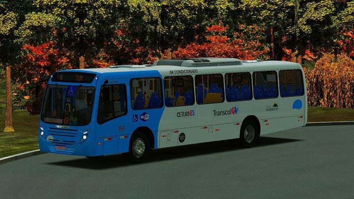 Unimar Transportes | Neobus Mega Plus Mercedes-Benz OF-1721 BlueTec 5 [OMSI 2]