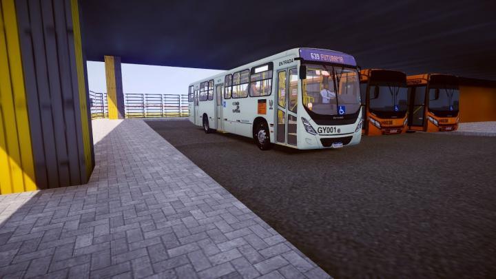 GY001 – Viação Cidade Sorriso | Marcopolo Torino 2014 Volkswagen17.260 ODS Euro V [Proton Bus]