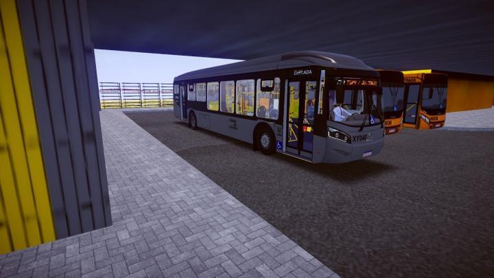XY040  Auto Viação Redentor CAIO Millennium BRT Mercedes-BenzO-500U BlueTec 5 [Proton Bus Simulator]